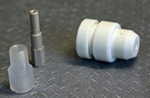 Custom Plastic Screw Machined Parts