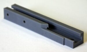Plastic Milled Channel