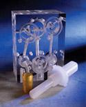 plastic machining instrumentation-plastic prototypes