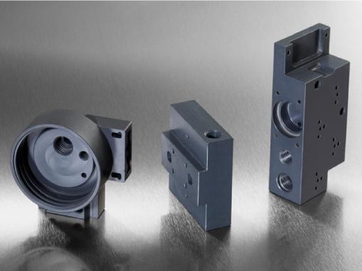 CNC milling plastic-plastic machining military