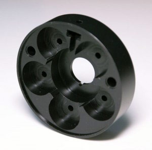 plastic molded part
